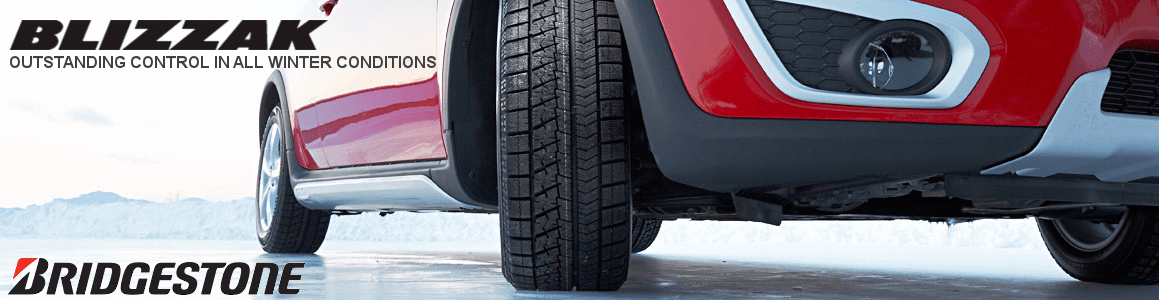 Bridgestone Blizzak Winter Tyres